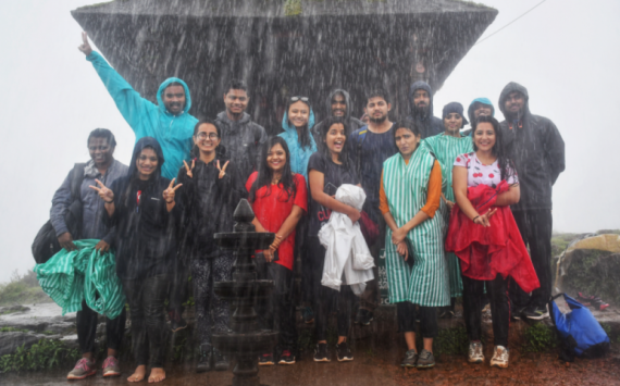 Kodachadri Trek- Magical Trail in the Western Ghats