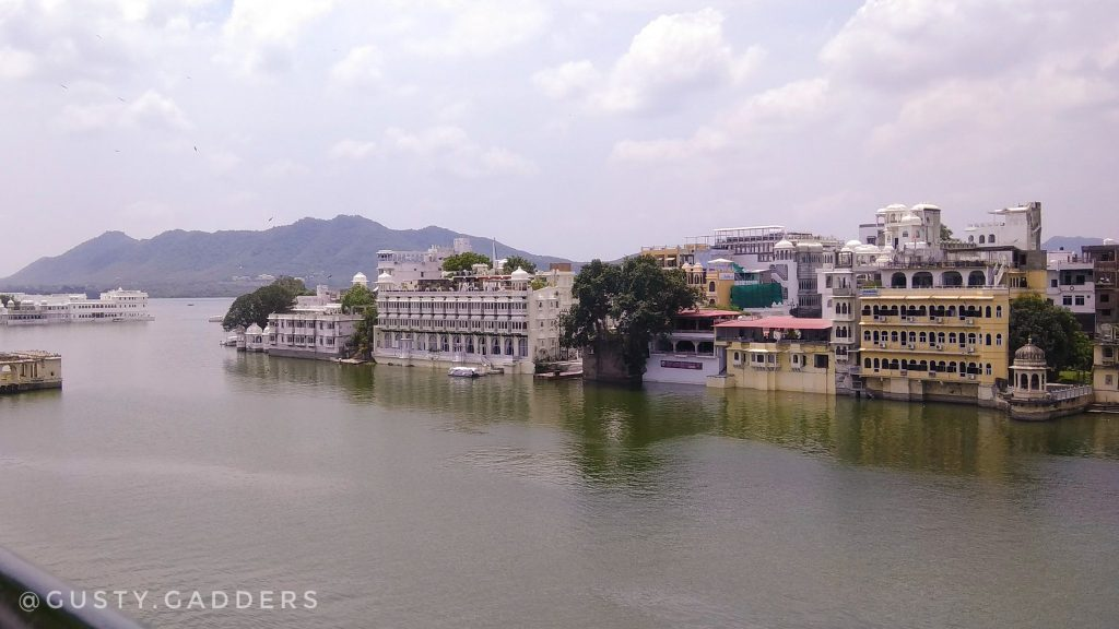 Lakes of Udaipur are beautiful