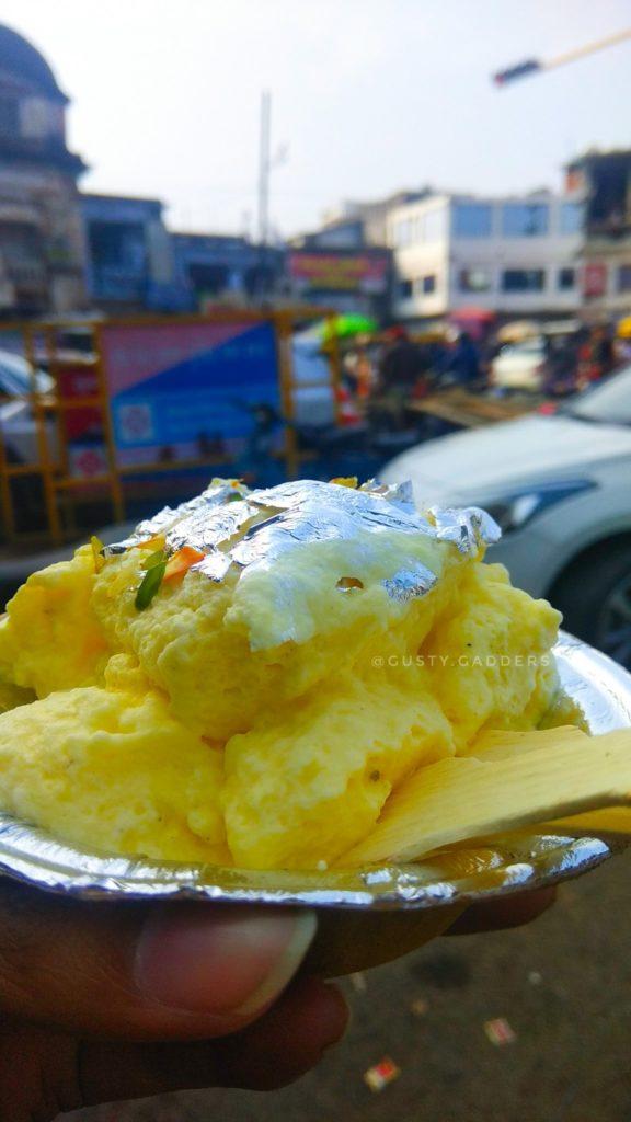 Lucknow's famous winter dessert