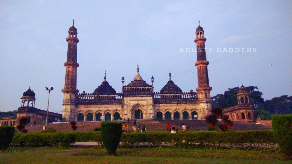 Lucknow is famous for its mosques