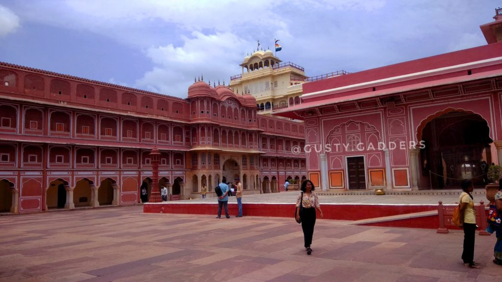 Jaipur City Palace is marvelous