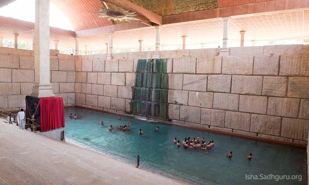Suryakund, Isha Foundation