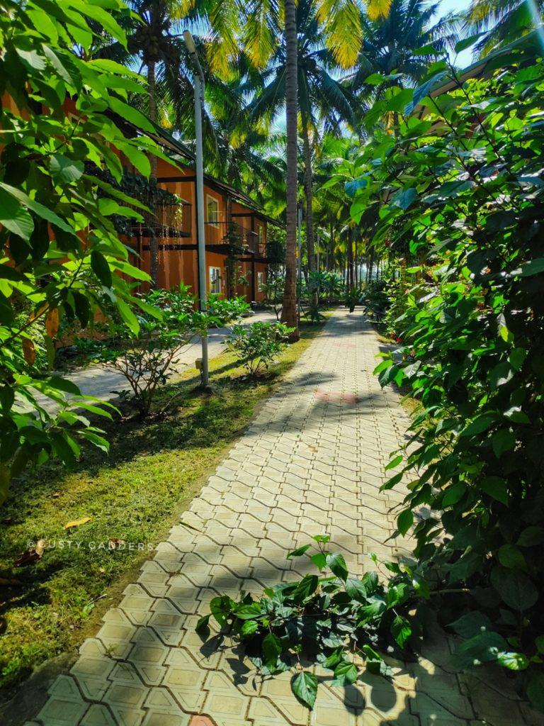 Thennai Cottages, Isha Foundation, Coimbatore