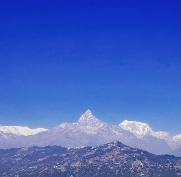 Magnificent mountain ranges