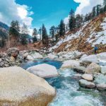 Mountains, rivers, clouds, pines, & peace in mind