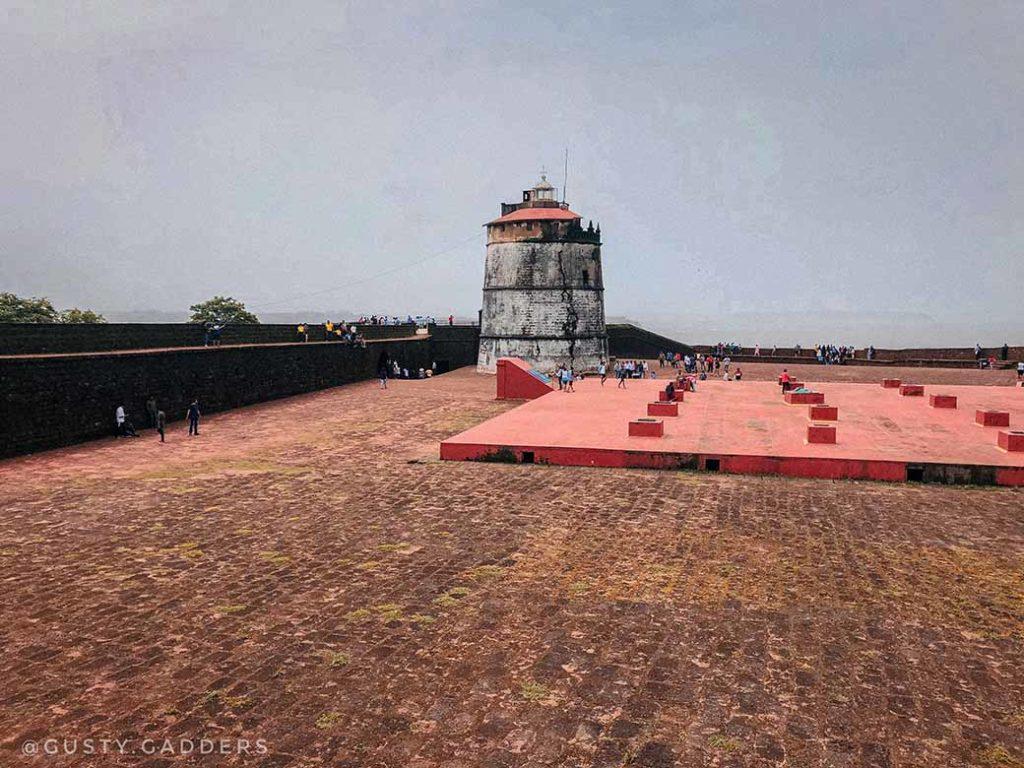 Aguada Fort, North Goa