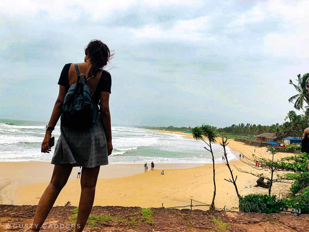 Day 2 at from Goa Itinerary