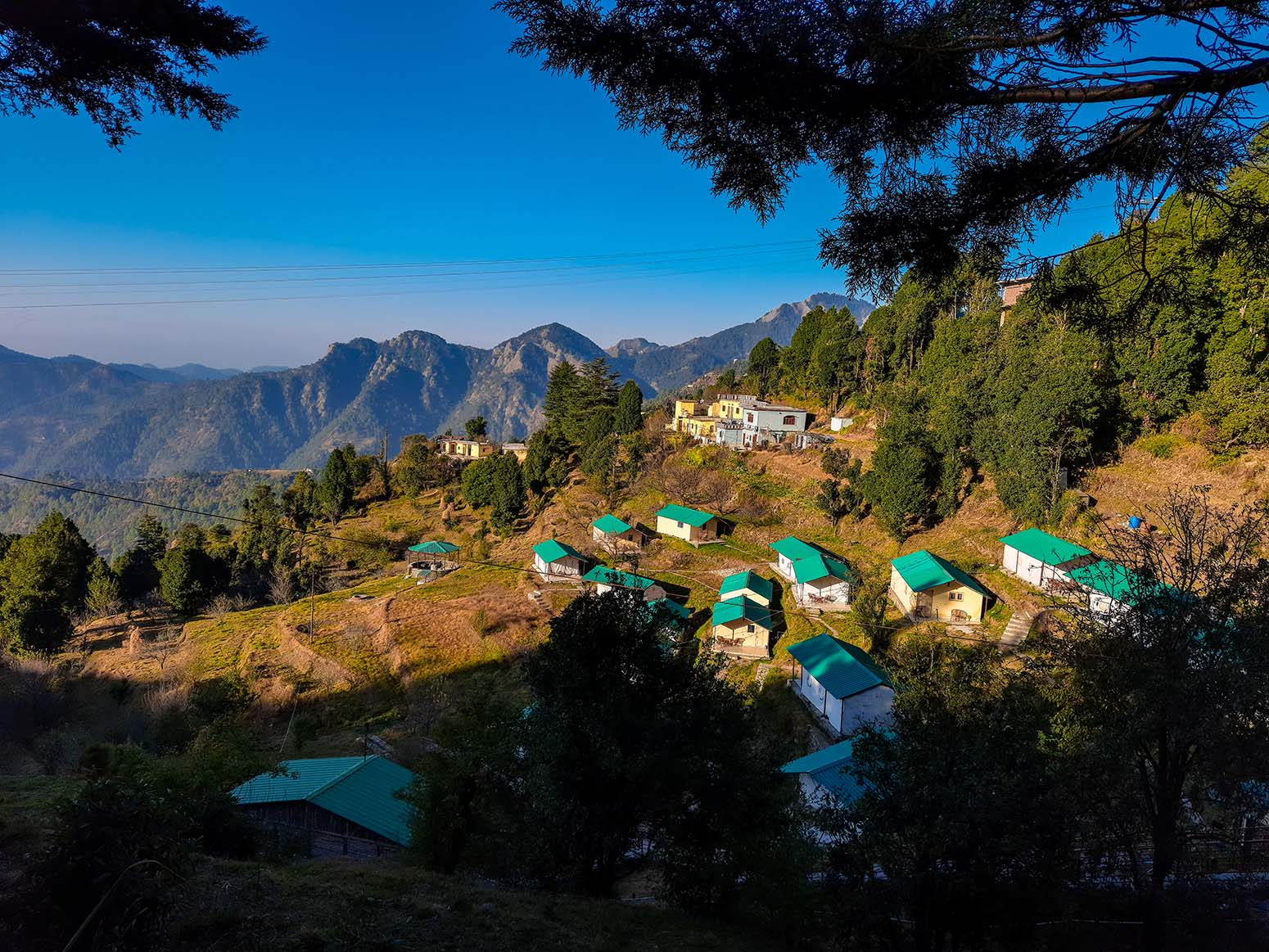 Kanatal-An Idyllic Place for Workation in 2021